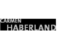 Logo Carmen Haberland