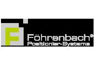Logo Fährenbach Positionier Systeme