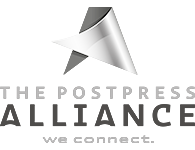 Logo Postpress Alliance