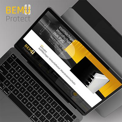 Online Präsentation für BEMU