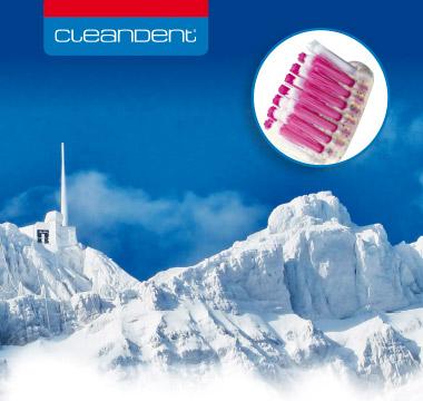 Cleandent Portfoliokachel