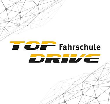 Logo Fahrschule Top Drive