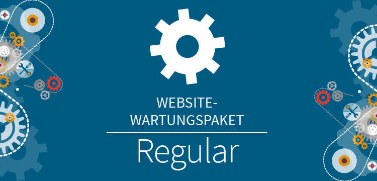 Website Wartungspaket Regular