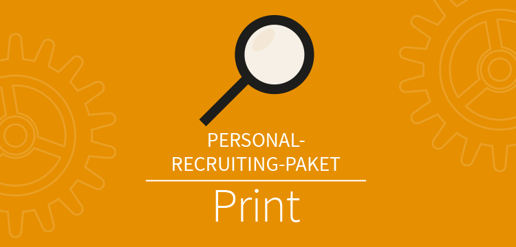 Recruting Paket Print