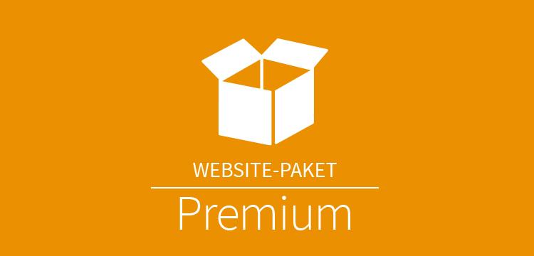 Website Paket Premium