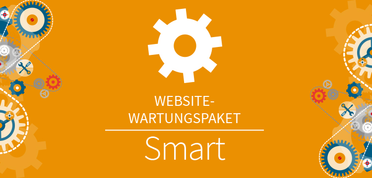 Website Wartungspaket Smart
